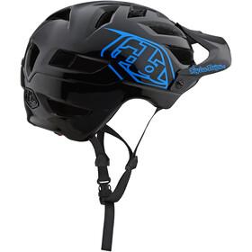 Troy Lee Designs A1 - Casco de bicicleta Niños - negro